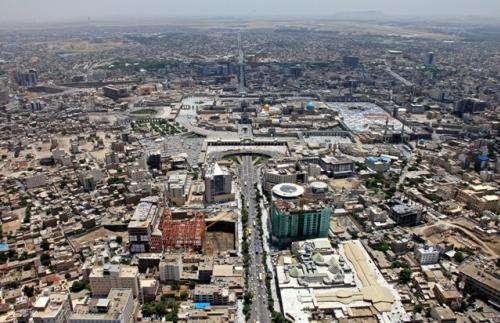 نامه رئیس شورای شهر مشهد به نماینده مجلس درخصوص  ...
