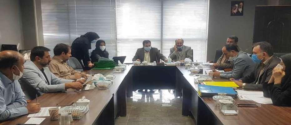 جلسات کمیسیون طرح تفصیلی بهطور مستمر و منظم برگزار میشود