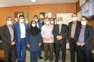 نشست صمیمی اعضای شورای اسلامی شهروشهردار تفرش با فرماندارشهرستان تفرش