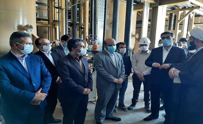 عملیات اجرایی ساخت واحدهای بخار نخستین نیروگاه زغالسوز کشور آغاز شد