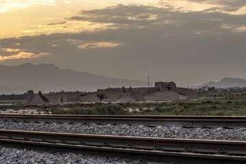 راه آهن چابهار - زاهدان سال بعد افتتاح میشود