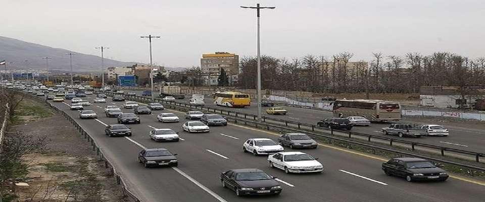 افزایش ۸ درصدی تردد در محورهای برون شهری