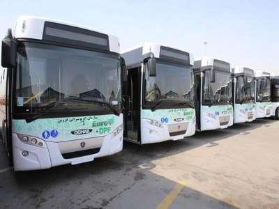 کرونا درآمدِ اتوبوسرانی قزوین را 71 درصد کاهش داد