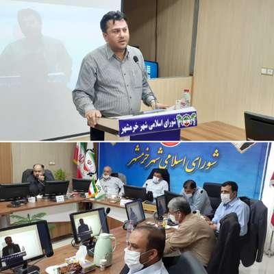 آقای محمود دلف لویمی با رای اکثریت اعضا شورا بعنوان شهردار خرمشهر انتخاب شد