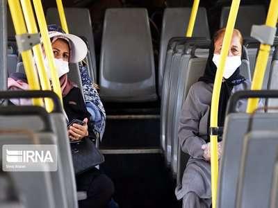 کاهش ۸۷ درصدی مسافر در حوزه ناوگان اتوبوسرانی قزوین