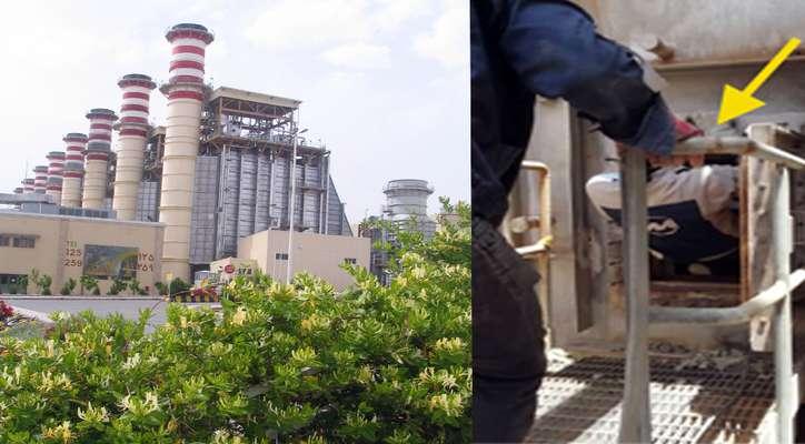 بویلر 4 نیروگاه سیکل ترکیبی شهید سلیمانی کرمان پس از نشت یابی و تعمیرات لازم در کمتر از 72 ساعت وارد مدار شد.
