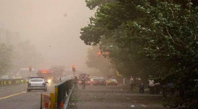 تهران شاهد وزش باد شدید خواهد بود