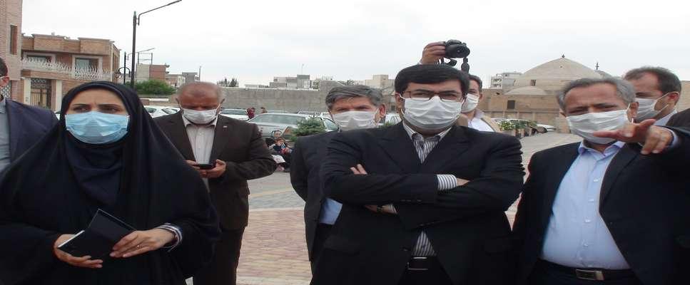 انتقال پادگان اردبیل به نفع شهر خواهد بود