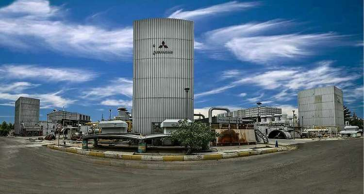 تولید برق نیروگاه ری ۱۸۳ درصد افزایش یافت