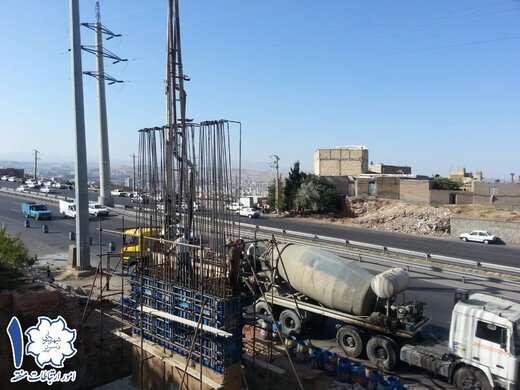 تسریع در اجرای پل اتصال پارکینگ عون بن علی به میدان شهید فهمیده