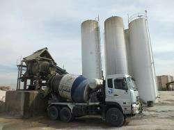 تولید ۱۳ هزار تن بتن طی یک ماه گذشته