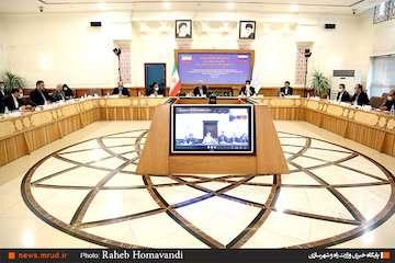 افتتاح یازدهمین اجلاس کارگروه همکاریهای حملونقل ایران و روسیه