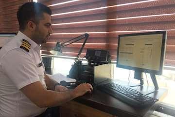 اجرای موفقیت آمیز  سیستم جامع مسافری دریایی در بنادر شهید حقانی و هرمز/هوشمند سازی  ثبت ورود و خروج  شناورهای مسافری درمسیرهای متردد