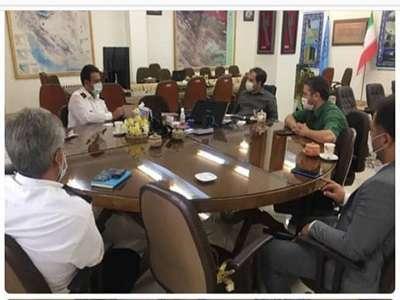همکاری آتش نشانی و میراث فرهنگی قزوین برای ایمنی بیشتر آثار تاریخی