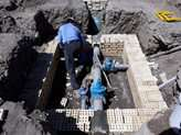 اجرای فاز اول پروژه آبرسانی به 1545 خانوار روستایی در شهرستان فریمان