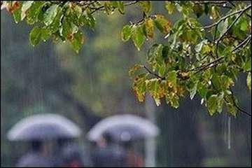 بارش باران در مناطقی از البرز و زاگرس/ سواحل شمالی ۴ تا ۶ درجه خنک میشوند