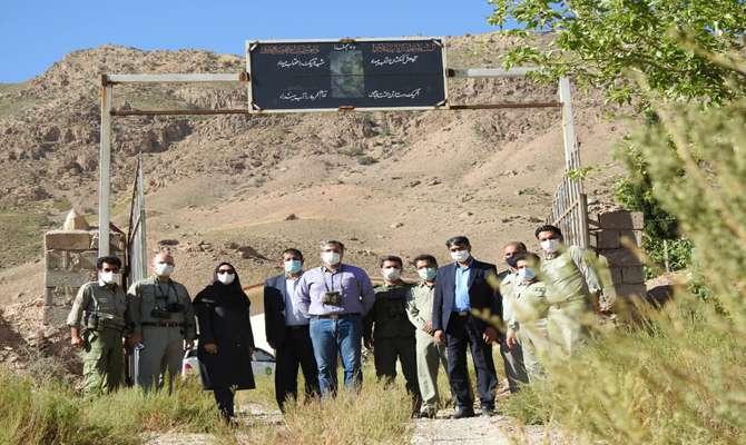 راه اندازی پاسگاه محیط بانی در منطقه حفاظت شده کوه جوپار کرمان