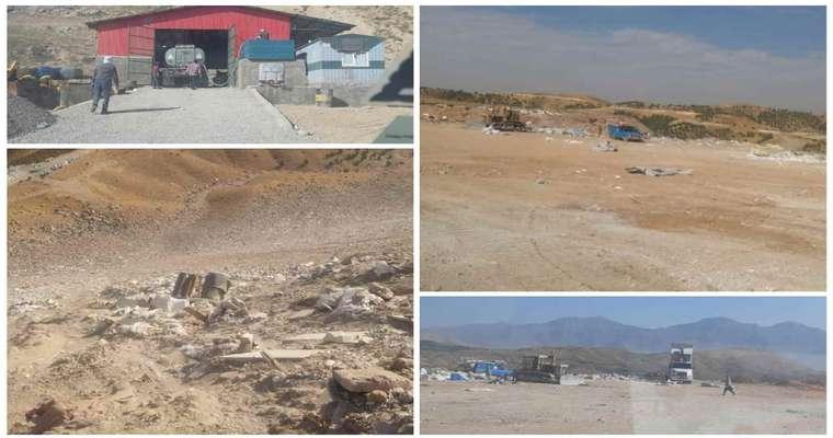 انجام ۶۰ مورد گشت و پایش محیط زیستی در تهران / ابلاغ ۹۳ اخطاریه محیط زیستی به واحد های آلاینده در تیرماه