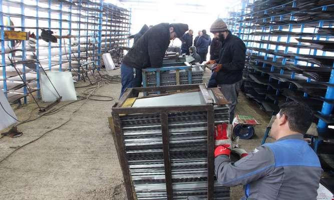 ساخت بسکتهاي لایه گرم ایر پری هیتر واحدهای بخار نیروگاه نکا