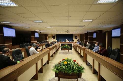 یکصدوچهل ونهمین جلسه شورای راهبردی و اطلاع رسانی طرح احیا...
