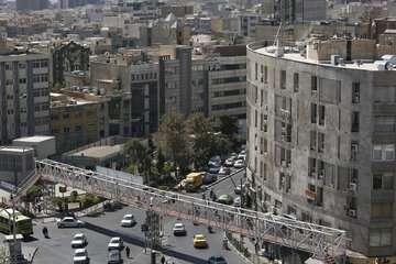 قیمت مسکن تهران در تیرماه ۱۰.۴ افزایش یافت