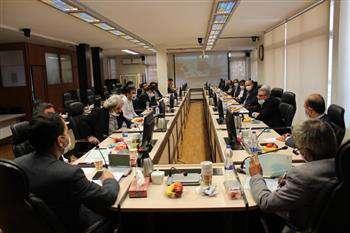برگزاری جلسه امور بینالملل نظام مهندسی با رؤسای انجمنهای دوستی با سایر کشورها