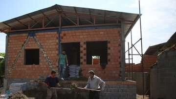 ۷۶هزار و ۹۴۰ واحد مسکن روستایی در کشور در حال بازسازی است