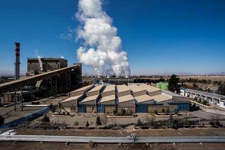 رشد ۸ درصدی توليد برق نیروگاه زرند در سال جهش تولید