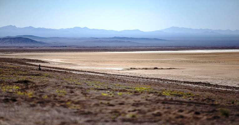 100 کیلومتر انتهای زایندهرود رها شده است/همه موانع احیای تالاب گاوخونی