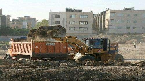 قرارگیری پروژه احداث ساختمان پردیس تئاتر در مرحله پایانی عملیات  ...