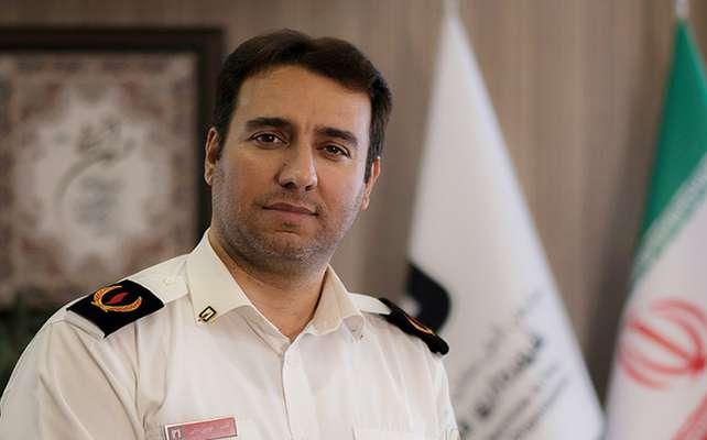 115 عملیات آتش نشانان قزوینی در هفته گذشته