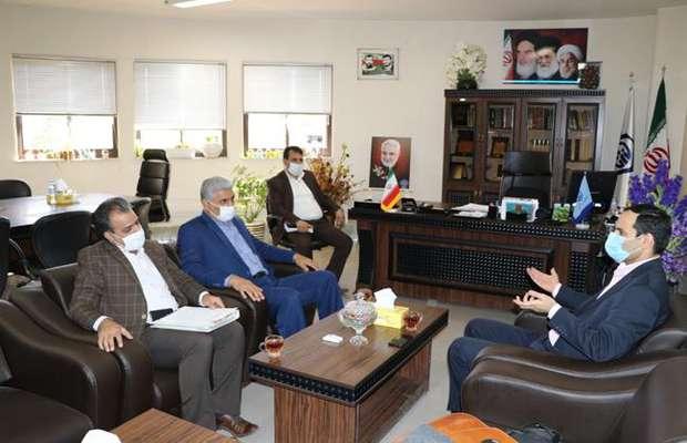 دیدار رئیس سازمان با مدیر کل تامین اجتماعی استان