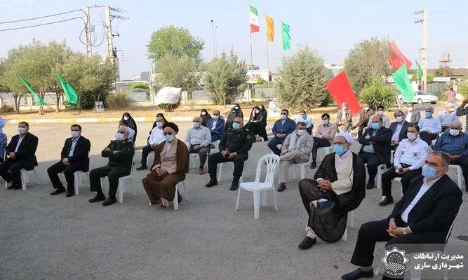 شهرداری ساری در ساخت پارک موزه دفاع مقدس نقش مهمی داشته است