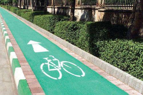تعبیه بیش از ۱۸۰ کیلومتر مسیر سبز اختصاصی دوچرخه در سطح شهر