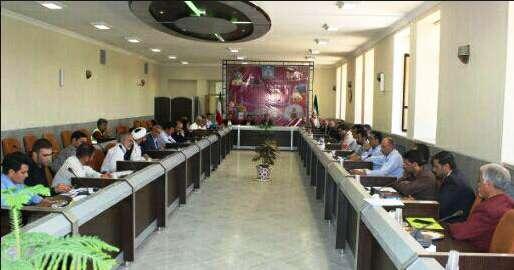 برگزاری دومین جلسه کارگروه مدیریت پسماند شهرستان برخوار در سالجاری