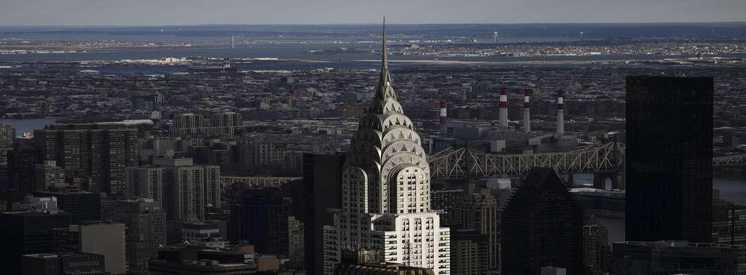ساختمان کرایسلر؛ تجلی سبک آرت دکو در نیویورک