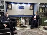 وزیر نیرو از خبرگزاری جمهوری اسلامی بازدید کرد