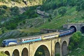 روشی نوین برای افزایش سرعت حملونقل در پلهای راهآهن