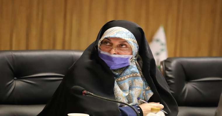 فاطمه شیرزاد: لزوم توجه به سلایق اعضا در انتخاب اعضای کمیسیون های تخصص