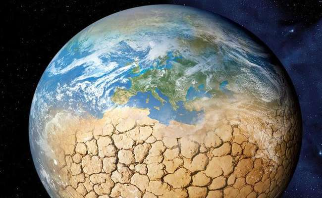 سرعت افزایش گرمای زمین بیشتر شده است