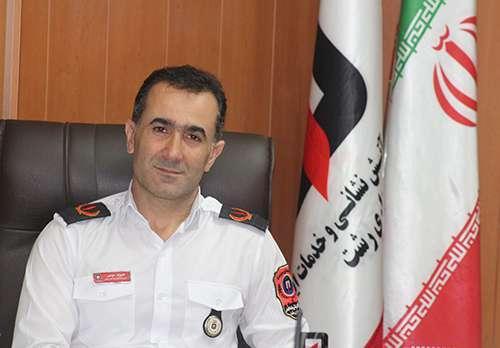 پیام تبریک سرپرست سازمان آتش نشانی رشت به مناسبت 17 مرداد روز خبرنگار /آتش نشانی رشت