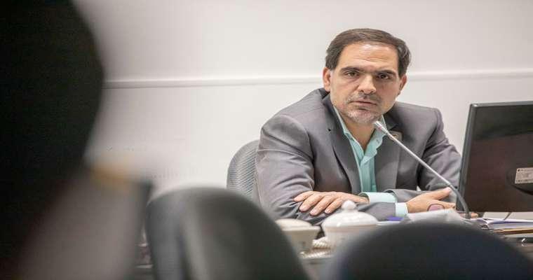 پیام تبریک مدیرعامل شرکت برق منطقهای یزد به مناسبت روز خبرنگار