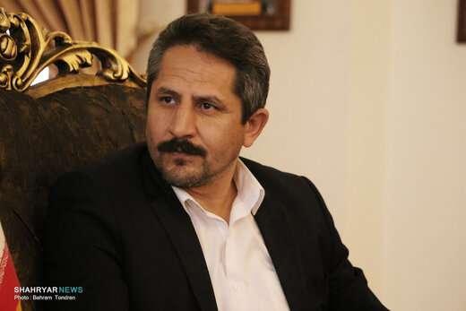شهردار تبریز با صدور پیامی روز خبرنگار را تبریک گفت