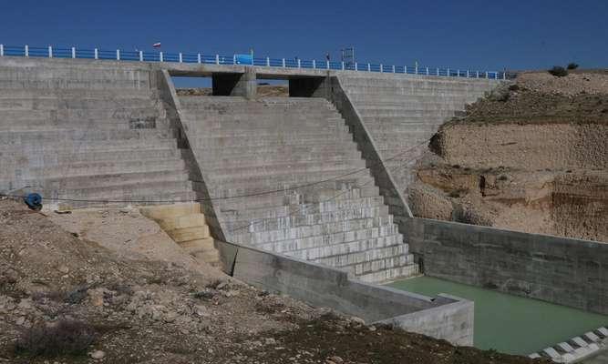 سدسازی انقلاب ماندگار در بخش آب بوشهر