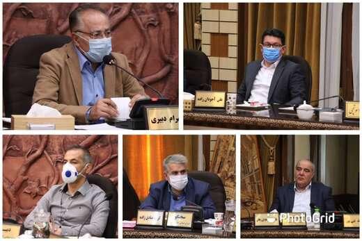 انتخابات هیئت رئیسه شورای شهر تبریز برگزار شد/ دبیری رئیس شورا باقی ماند