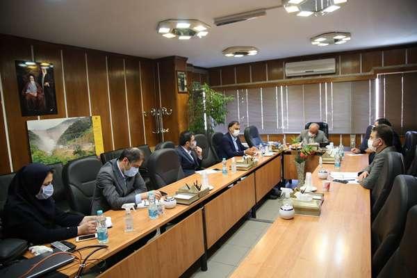 جلسه ویژه ارتقاء همکاری های بین ایران و آلمان برگزار شد