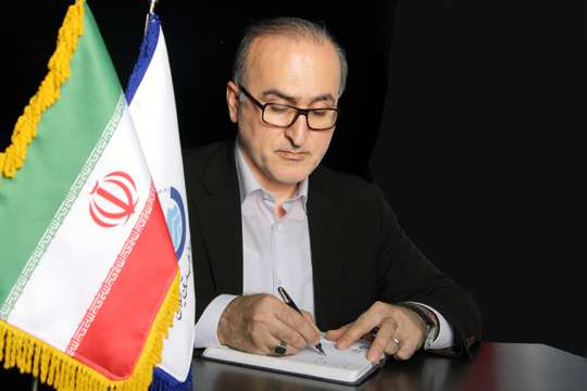 پیام تبریک مدیرعامل آفای گیلان به مناسبت عید سعید غدیر خم