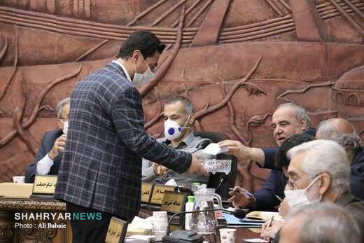 یکصد و نود و چهارمین جلسه شورای اسلامی تبریز