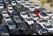 افزایش ۳.۴ درصدی تردد وسایل نقلیه در جادههای کشور