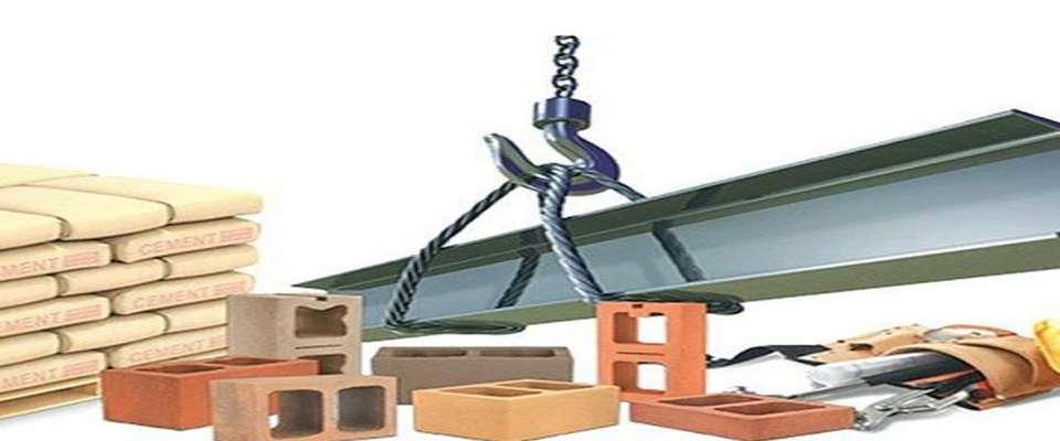 قیمت مصالح ساختمانی در ۲۰ مرداد